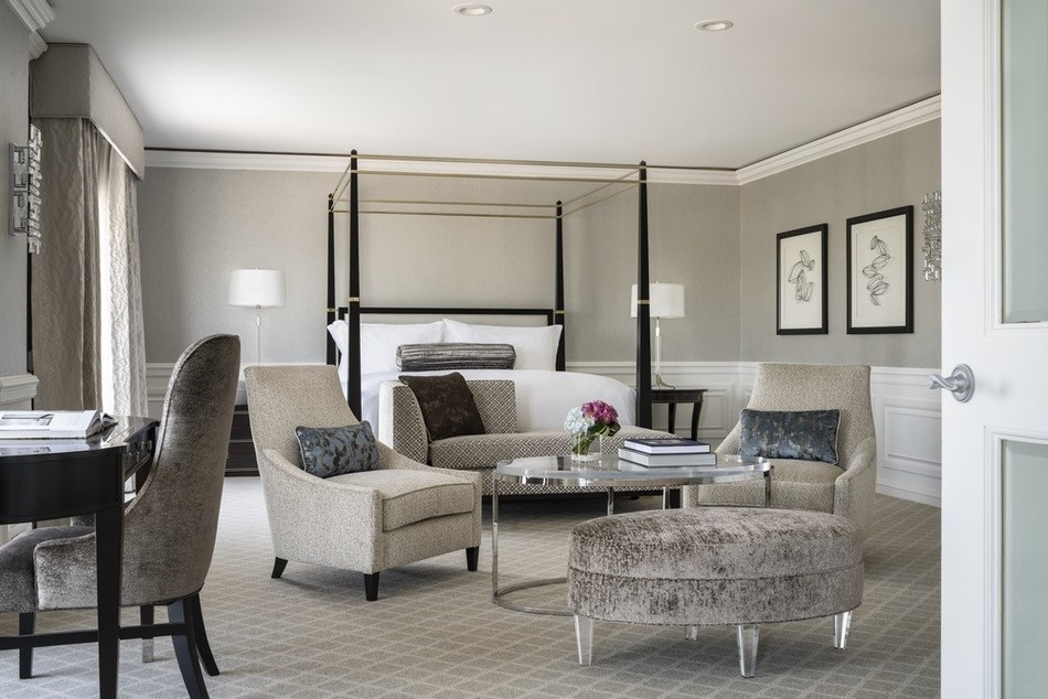 The Only Luxury Club Lounge in St. Louis Gets $3.1 Million Makeover as The Ritz-Carlton, St. Louis Transforms Club Level Experience and Unveils Dazzling Ritz-Carlton Suite