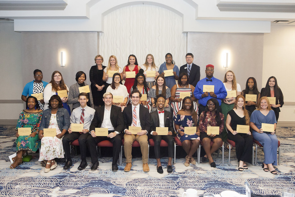 BayPort Credit Union awarded 23 scholarships to college students and full-time working professionals, and 15 scholarships to high school seniors.