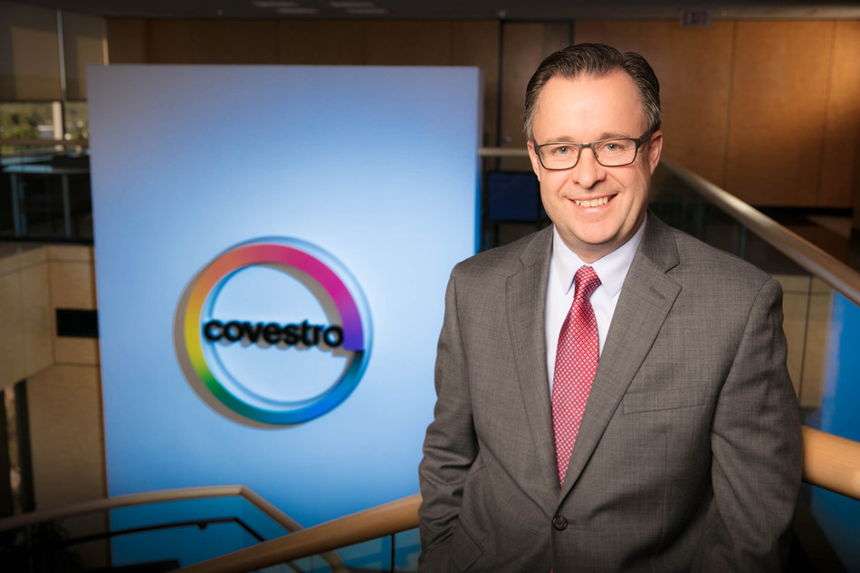 Effective January 1, 2020, Dr. Haakan Jonsson will take the reins at Covestro LLC as chairman of the board of directors.