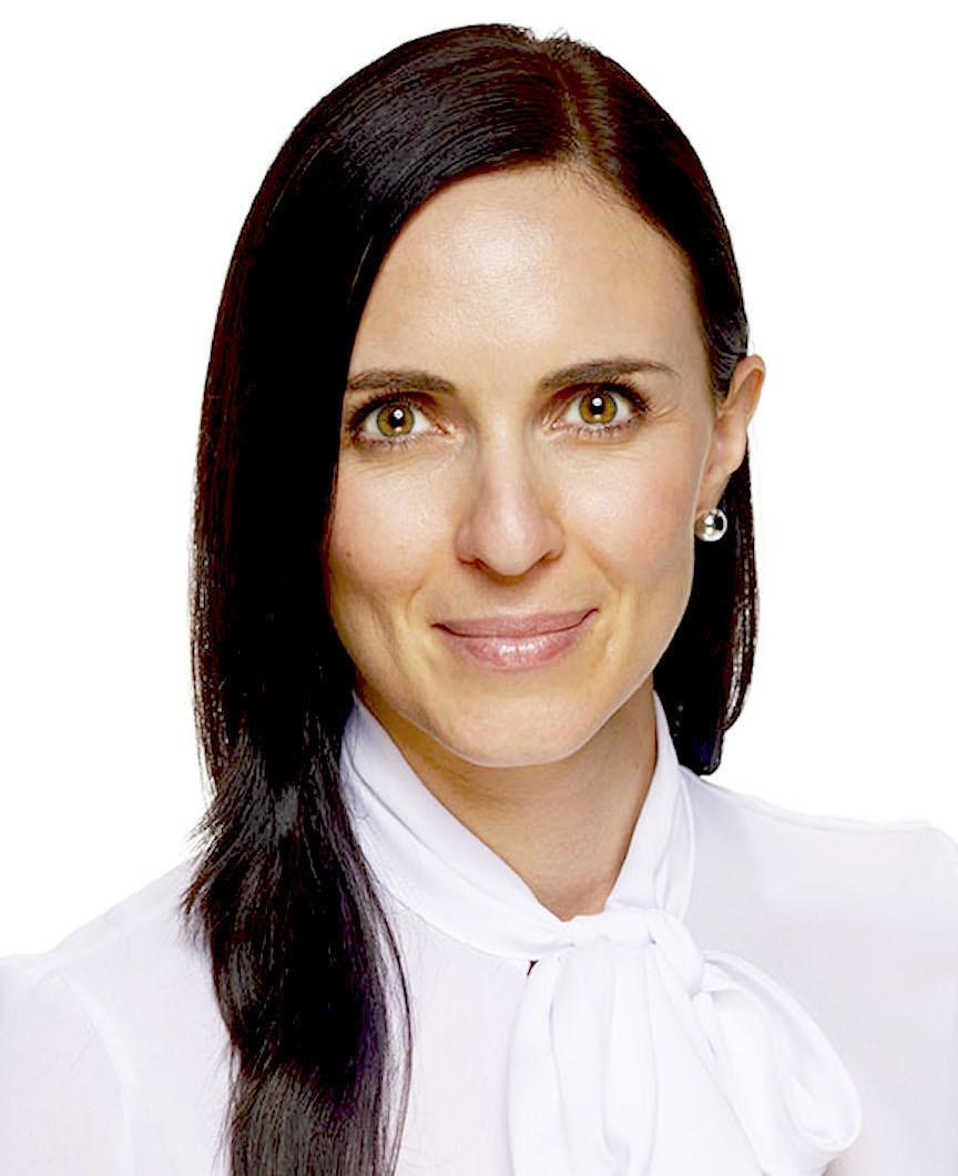 Megan Rokosh, First HH&Y Global CMO.