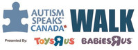 Autism Speaks Canada invites friends and neighbours to their annual walk on Sunday, June 9, 2019 at Waterloo Memorial Recreation Complex, 101 Father David Bauer Dr, Waterloo ON. Registration opens at 10am with the Walk starting at 11am. (CNW Group/Autism Speaks Canada)