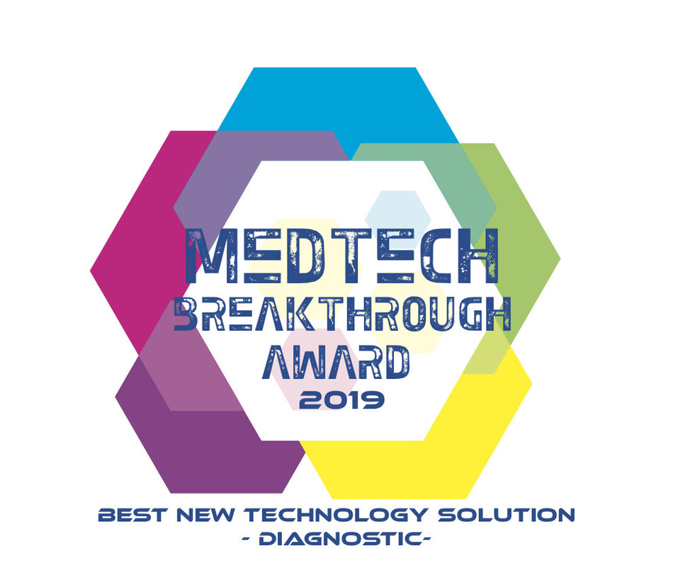 MedTech Breakthrough Awards 2019 - Best New Diagnostic Technology: BardyDx