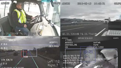 MetTel IoT Fleet Management uses live, AI-powered video for driver safety, vehicle protection and pattern analysis.