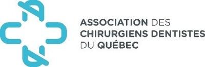 Logo : Association des chirurgiens dentistes du Québec (ACDQ) (Groupe CNW/Association des chirurgiens dentistes du Québec (ACDQ))