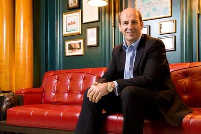 Adam Warby, former CEO, Avanade