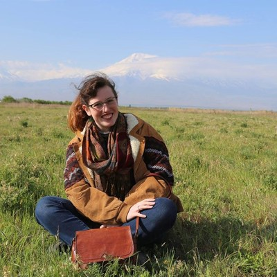 Anna Bianca Roach, lauréat d'une bourse FFF 2019 pour une formation à la sécurité en milieu hostile. (Groupe CNW/Forum des journalistes canadiens sur la violence et le traumatisme)