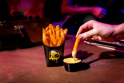 Taco Bell's highly-anticipated Nacho Fries drop on menus nationwide for a limited time starting today, June 6. The fan-favorite menu item first debuted in January 2018 and this will be its fourth limited time appearance.