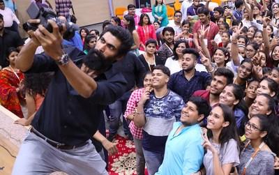 Rana Daggubati Inaugurates a Festival for Teenagers