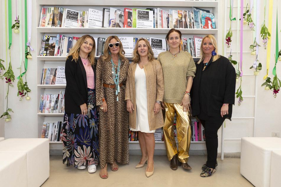 HOMI Fashion&Jewels Press Conference