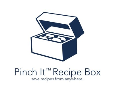 Pinch It!™ Recipe Box Mobile App