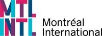Logo : Montreal International (CNW Group/Montréal International)