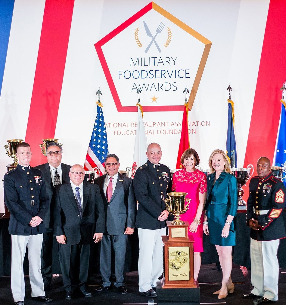 Sodexo-Managed Dining Facilities at Air Force and Marine