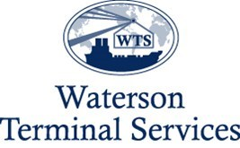 Logo : Waterson Terminal Services (CNW Group/Logistec Corporation - Communications)