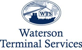 Logo : Waterson Terminal Services (Groupe CNW/Logistec Corporation - Communications)
