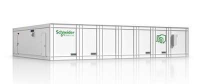 Schneider Electric EcoStruxure Modular Data Center (CNW Group/Schneider Electric Canada Inc.)