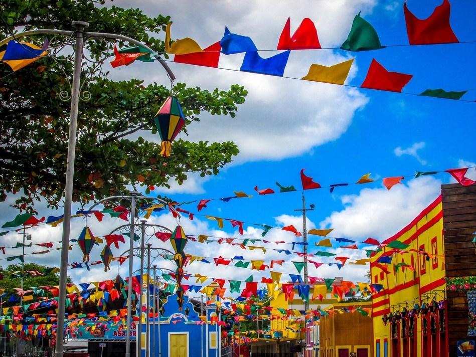 Viajantes estão de olho no nordeste e nas festas juninas que acontecem até o mês de julho