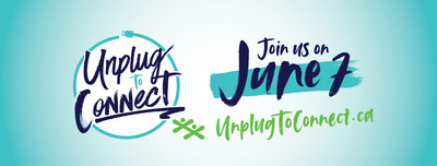 Join Boys and Girls Clubs on June 7 for Unplug to Connect! (CNW Group/Boys and Girls Clubs of Canada)