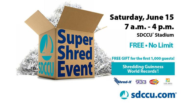 Sdccu Customer Service >> Help Set A New Guinness World Record At The Sdccu Super