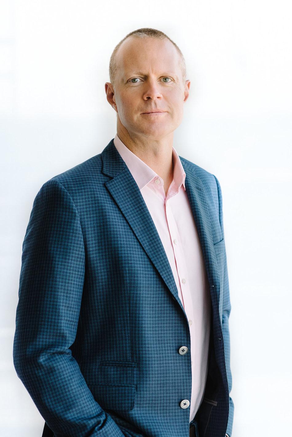 Jason Storah, Chief Executive Officer, Aviva Canada (CNW Group/Aviva Canada Inc.)
