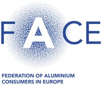 Federation of Aluminium Consumers in Europe logo (PRNewsfoto/FACE)