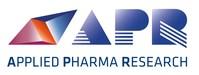 APR logo (PRNewsfoto/APR Applied Pharma Research s.a.)