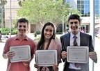 MedPro Healthcare Staffing awards its inaugural Helena Ramsay Soaring Leader Scholarships in Parkland, FL