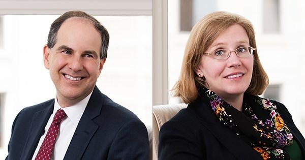 Mitchell Rabinowitz and Jenny Cieplak, partners, Latham & Watkins LLP