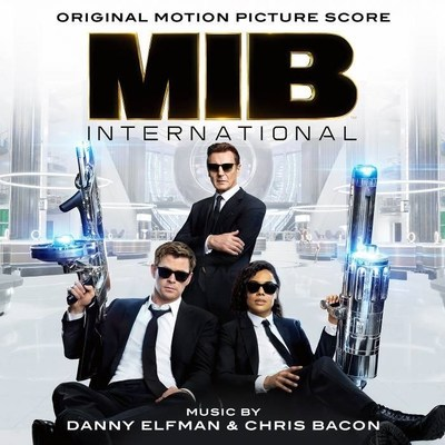 Men In Black™: International Original Motion Picture Soundtrack With Music By Danny Elfman & Chris Bacon Available June 7 Via Sony Music Masterworks