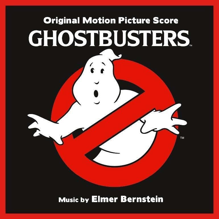 Ghostbusters Original Motion Picture Score Available Now