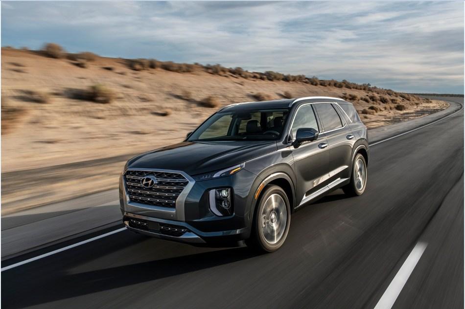 Hyundai Announces All-New 2020 Hyundai Palisade SUV Pricing