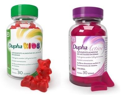 Lançamentos disponíveis nas principais farmácias do Brasil em embalagens com 30 gomas