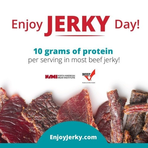Jerky is a Delicious Protein Choice Every Day of the Year
