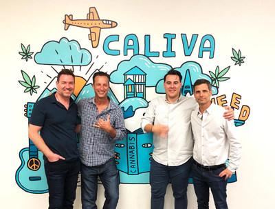 mood33 and Caliva team