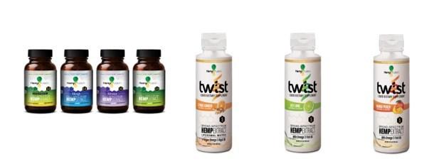 HempFusion Products (CNW Group/Hemp Fusion)