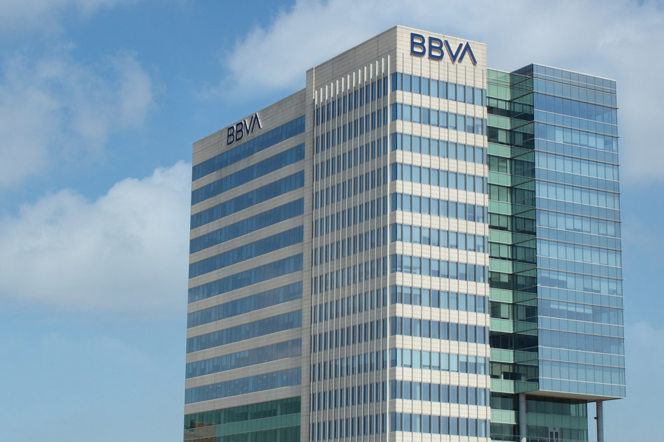 BBVA has initiated its new brand strategy and updated logo originally announced in April.