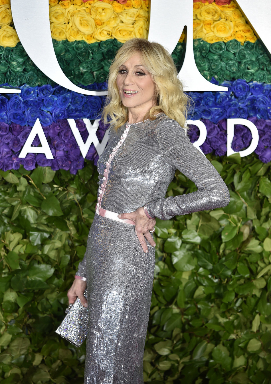 Judith Light, a 1970 Carnegie Mellon University graduate, received this year's Isabelle Stevenson Tony Award for her advocacy to end HIV/AIDS and her support for the LGBTQ+ community. (Photo credit: Carnegie Mellon University)