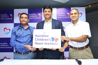 Rainbow Group of Hospitals Launches Rainbow Children's Heart Institute at Hyderabad