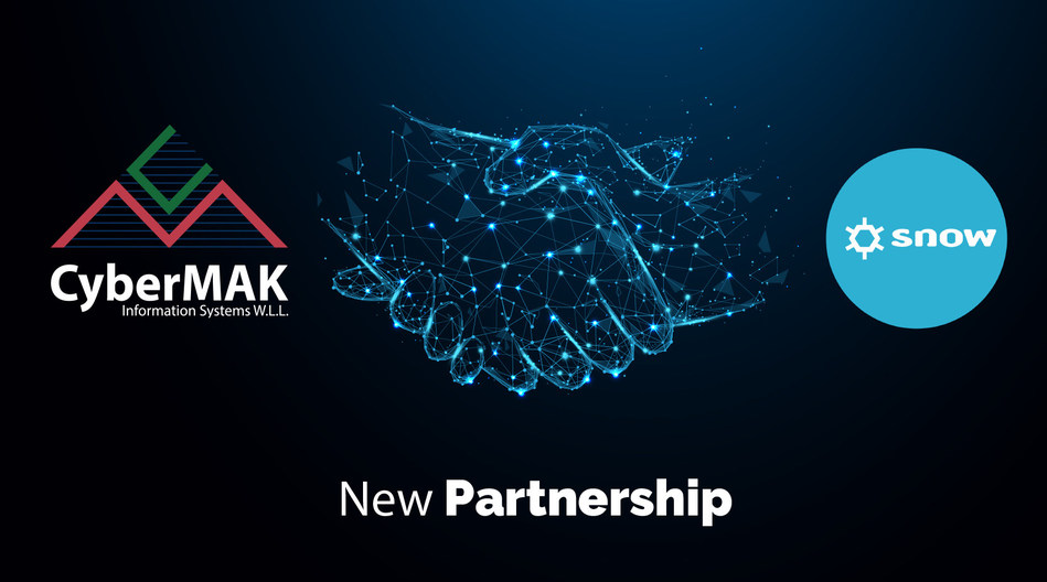 CyberMAK Information Systems partnering with Snow Software will enable organizations to efficiently and effectively manage their IT ecosystem by optimizing their enterprise software program expenses, potentially saving millions.