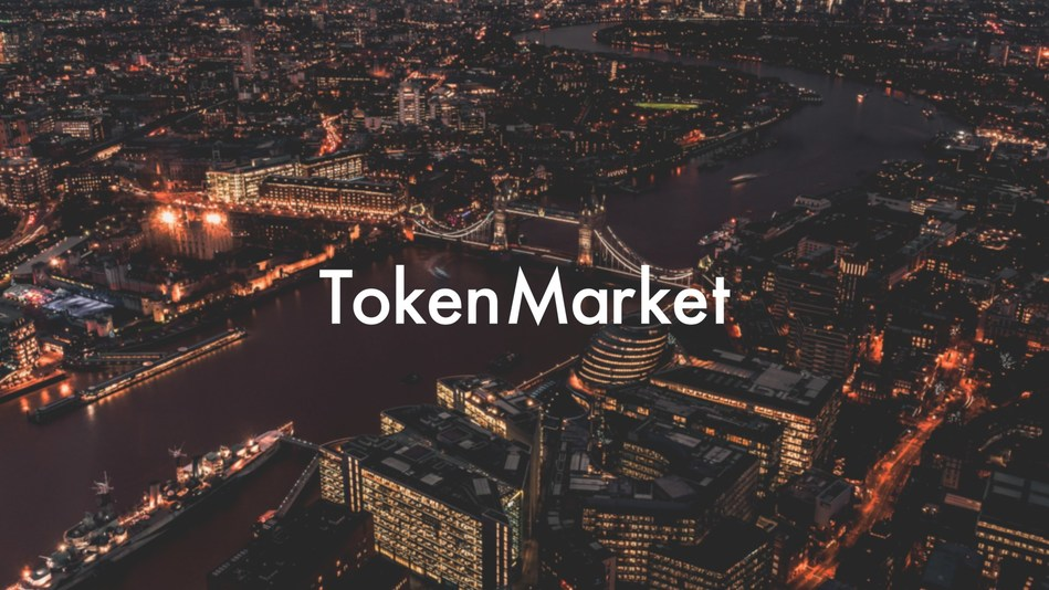 TokenMarket is set to announce a launch date for its upcoming STO (PRNewsfoto/TokenMarket)
