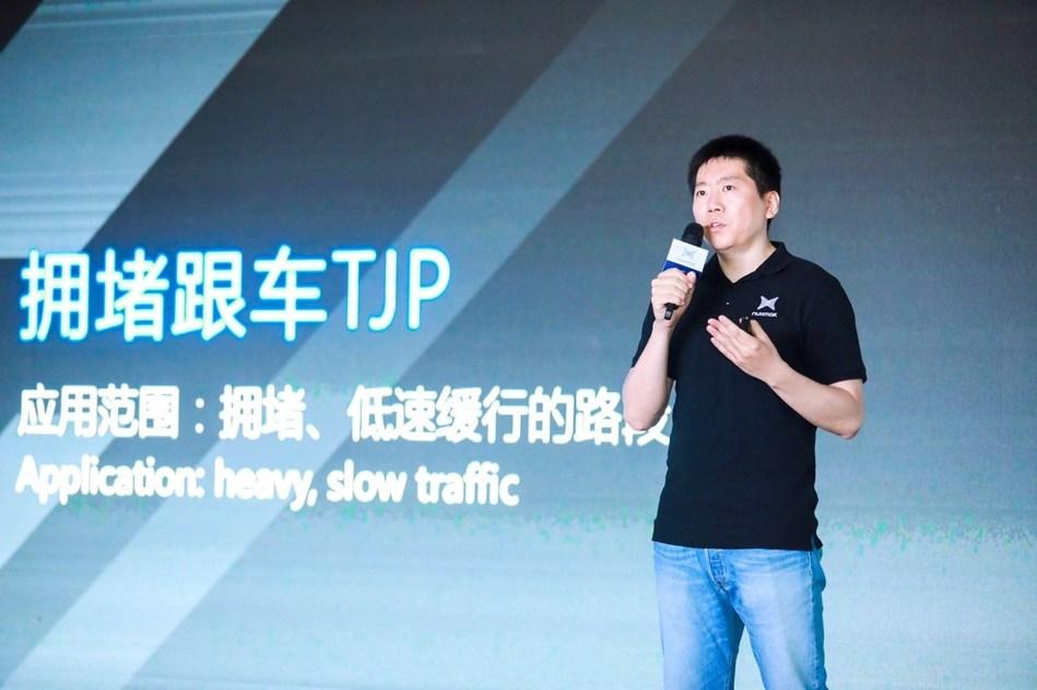 Dr. Xu Lei, CEO of Nullmax