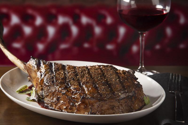 Certified Angus Beef ® brand tomahawk steak