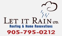 You can now nominate a Mississauga homeowner for a FREE roof! (CNW Group/Let It Rain Ltd.)