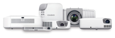 Casio Showcases Expanded LampFree Projection Portfolio at InfoComm 2019 and UBTECH 2019