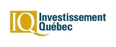 Logo : Investissement Québec (Groupe CNW/Montréal International)