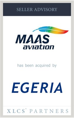 XLCS Partners advises MAAS Aviation in sale to Egeria