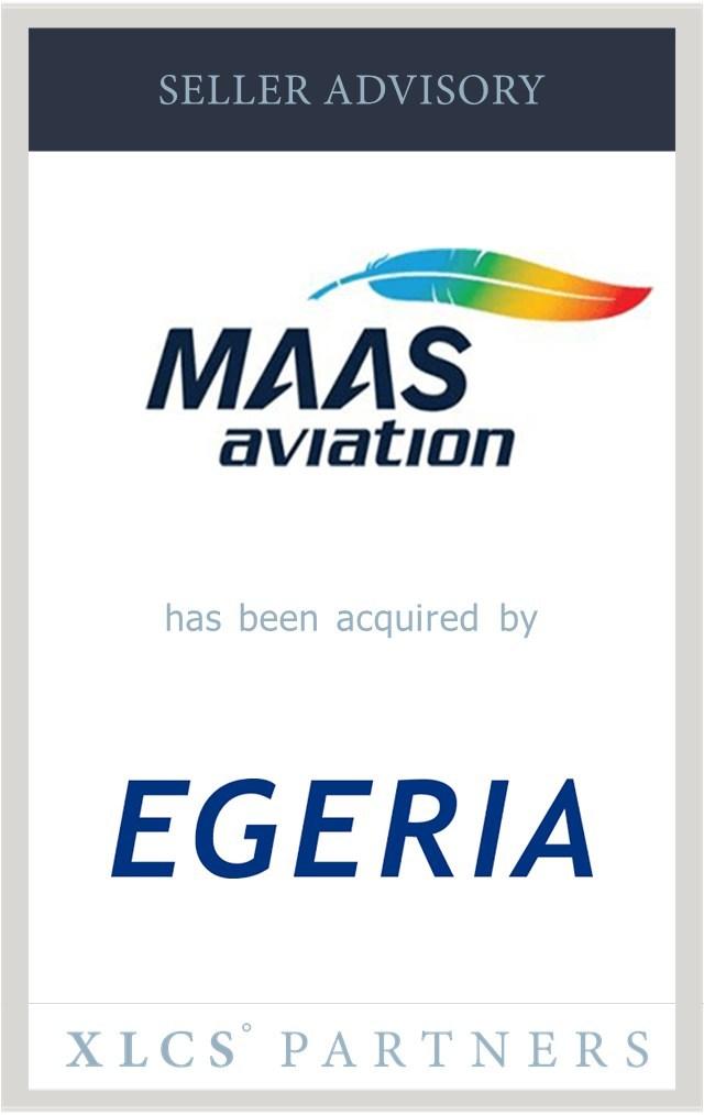 XLCS_Partners_MAAS_Aviation_Egeria_Sale