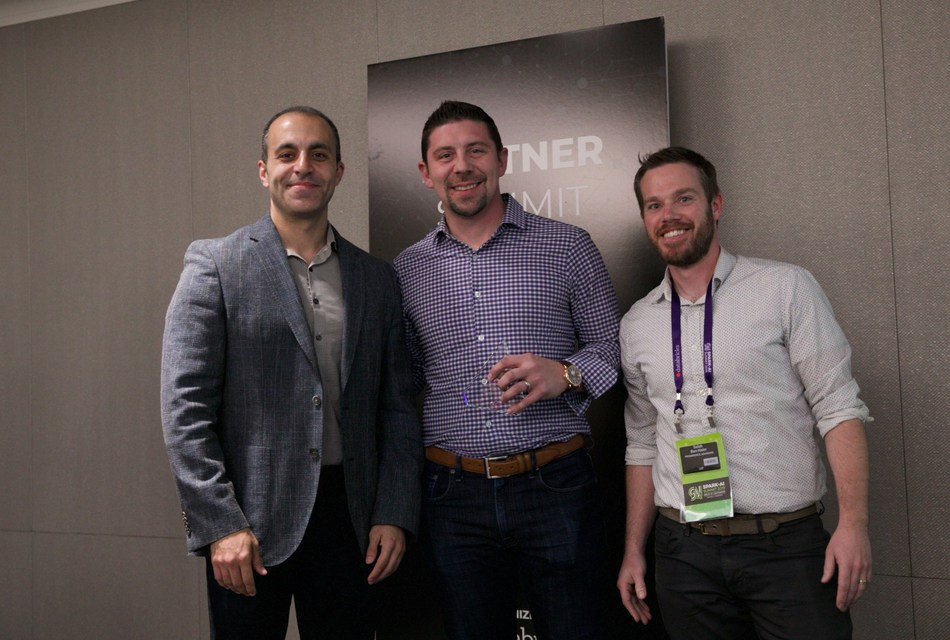 Databricks CEO Ali Ghodsi, Prominence CEO Bobby Bacci, Prominence VP of Engineering Selah Ben-Haim