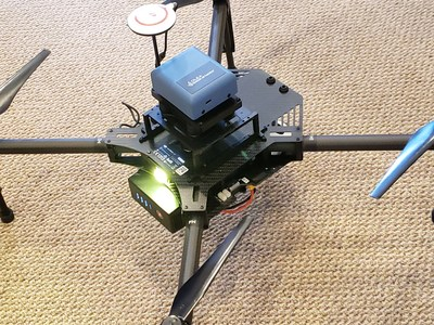 OleaVision360 for Drones