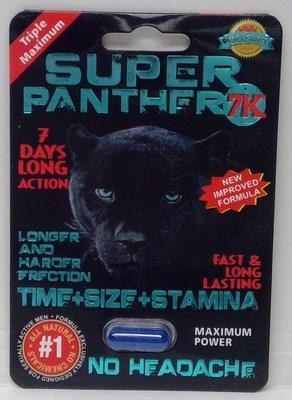 Super Panther 7K (Groupe CNW/Santé Canada)