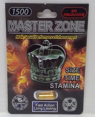 MasterZone 1500 (Groupe CNW/Santé Canada)